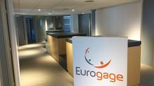Identité et nouveaux espaces de bureaux pourEUROGAGE / LYON PART DIEU