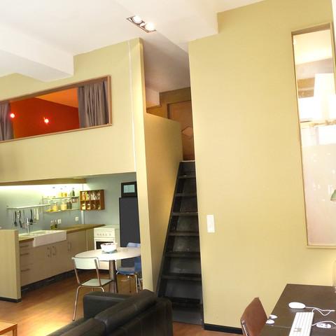 Projet 16 - Appartement canut avec mezzanine