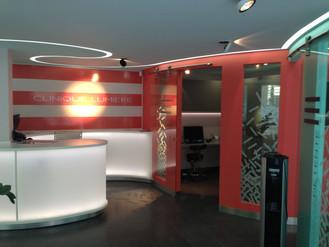 Identite interieure-Clinique dentaire à Lyon