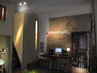 Appartement canut avec mezzanine