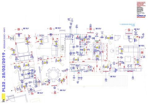 plan de réseaux electriques rdc