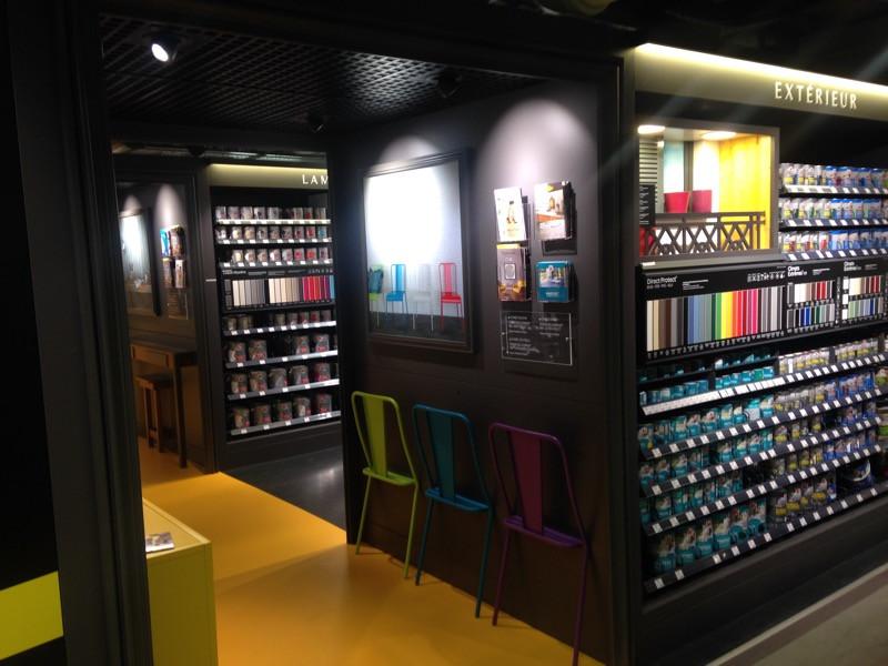 magasin galerie d'art pour V33