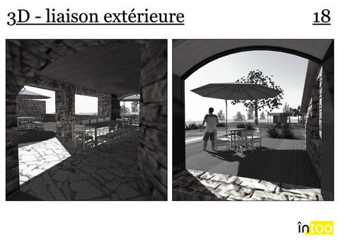 terrasse rénovation maison