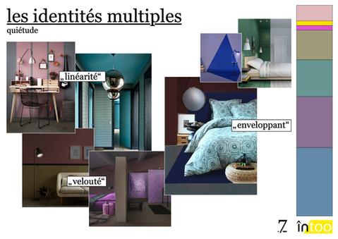 4 lieux : 4 identités