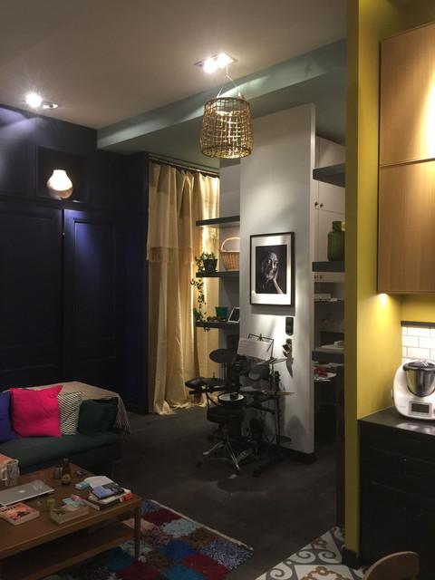 rideaux épais chambre