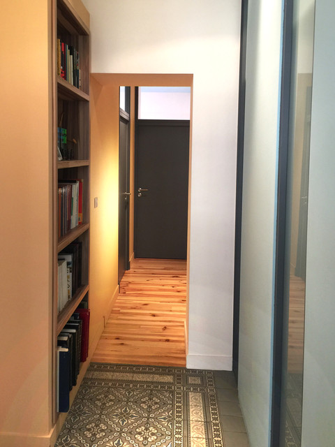 bibliotheque espace enfant sur mesure