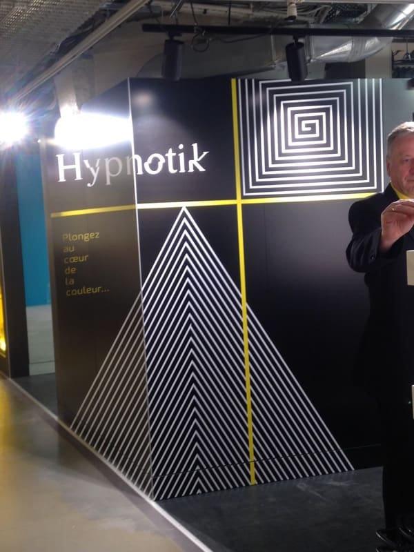 HYPNOTIK - Design show-room V33 - BHV Marais
