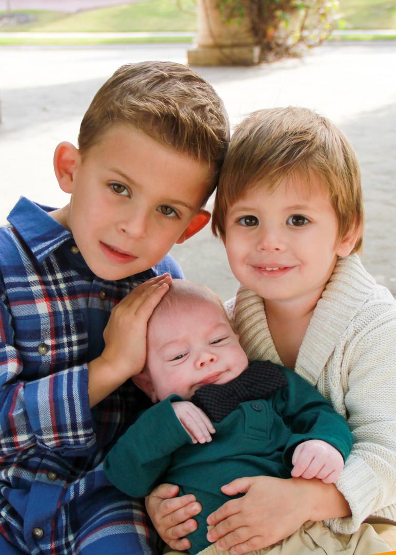 Christmas Family 4