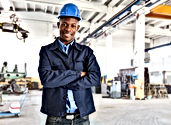 Construction Worker in Orlando IT Support