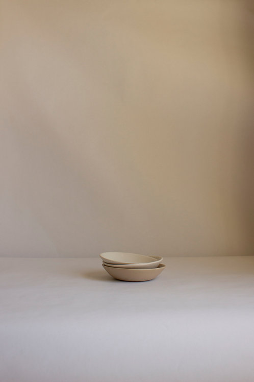Abstract Side Bowls