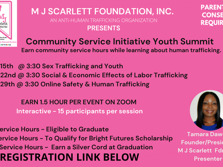 Community Service Initiative Youth Summit