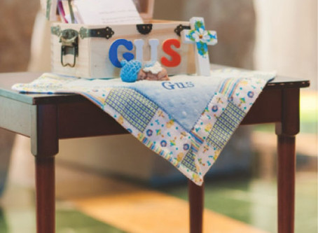 The Birth of Gus: First Trimester Miscarriage