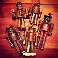 Metal Personality Robots