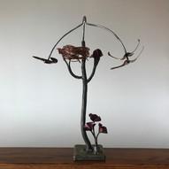 Moving sculpture