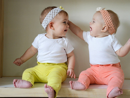 Twice the Trouble, but Twice the fun: One Nanny's Tips for Taking on Twins