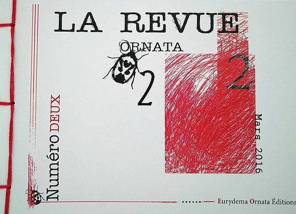 Revue Ornata n°2