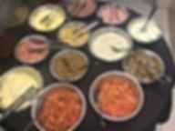 buffet em domicilio aclimação