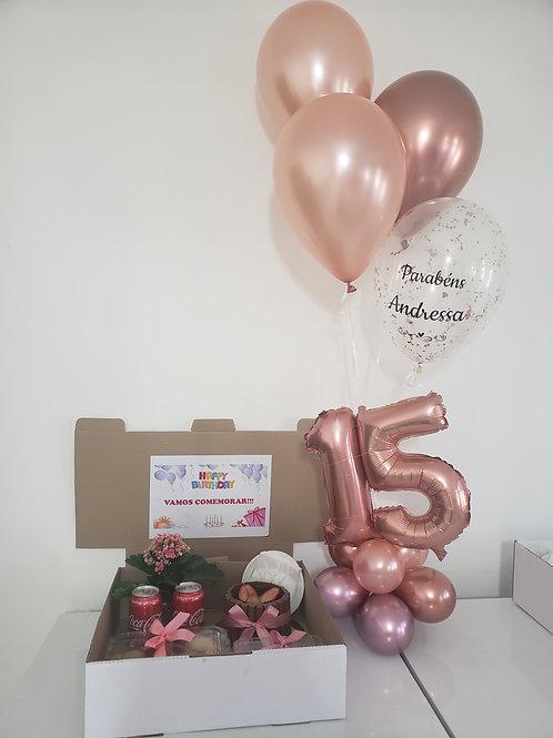 Festa na Caixa 15 anos