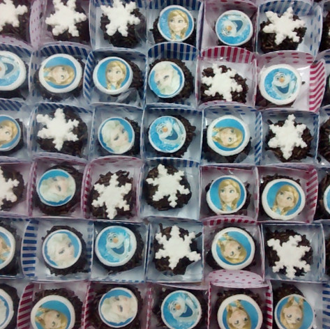 doces frozen