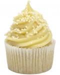 cup cake chocolate branco