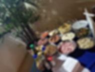 buffet de crepe em domicílio
