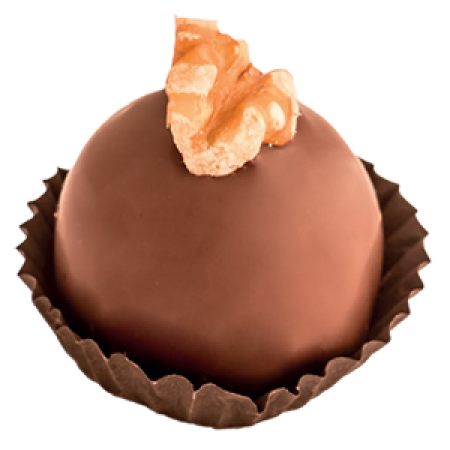 camafeu de chocolate