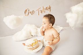 cakesmash milestone photography