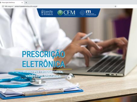 Mais uma vitória em favor do paciente: prescrição eletrônica