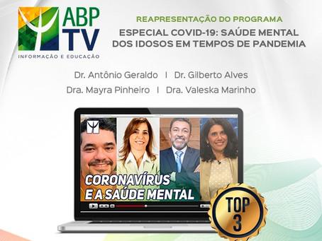ABPTV Top 3 reexibe os melhores programas de 2020. Confira!