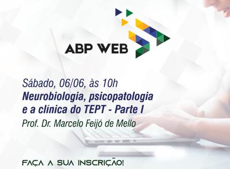 ABP Web: faça sua inscrição para a próxima aula, 06/06!