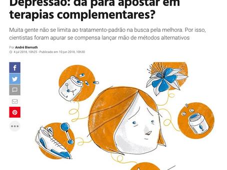 Associado da ABP, Dr. Marcelo Allevato, concede entrevista à Revista Saúde, da Abril
