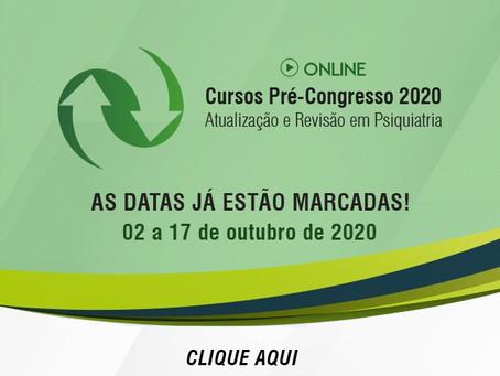 Cursos Pré-CBP 2020: as datas já estão marcadas