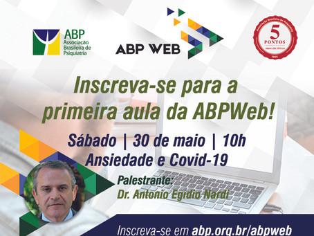 Inscreva-se para a primeira aula da ABPWeb!