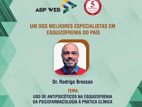 Primeira aula da ABP Web aborda o tratamento da esquizofrenia com professor do King's College London