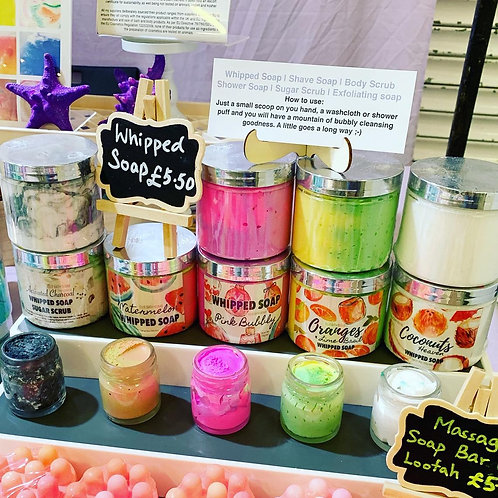 Whipped Soap Wholesale