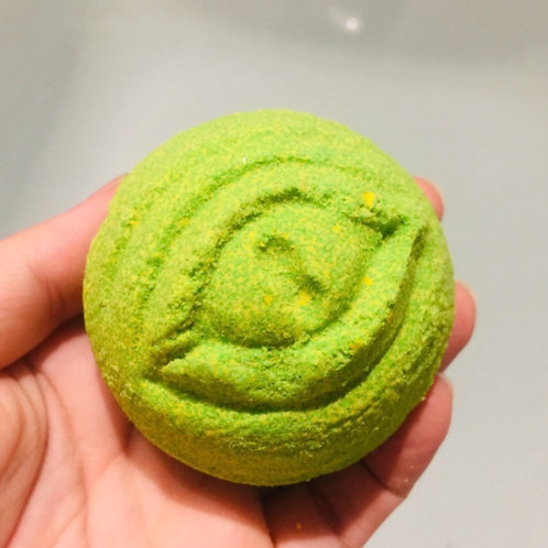 Dinosaur Eye Bath Bomb- Mint and Jasmine