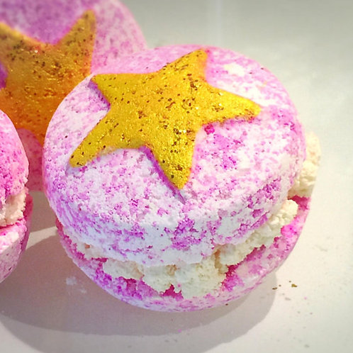 Like A Star Bubble Frosting Filling Wholesale Bath Bomb