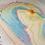 Thumbnail: Tarot Card Bath Bomb (Lovelly Spell and Strawberry)