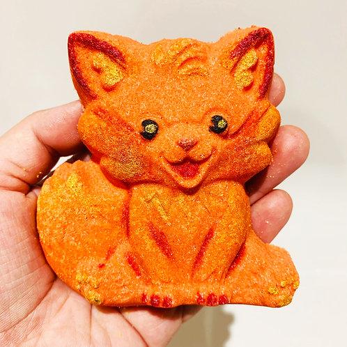Cute Little Foxy wholesale Bath Bomb (Coco Mango)
