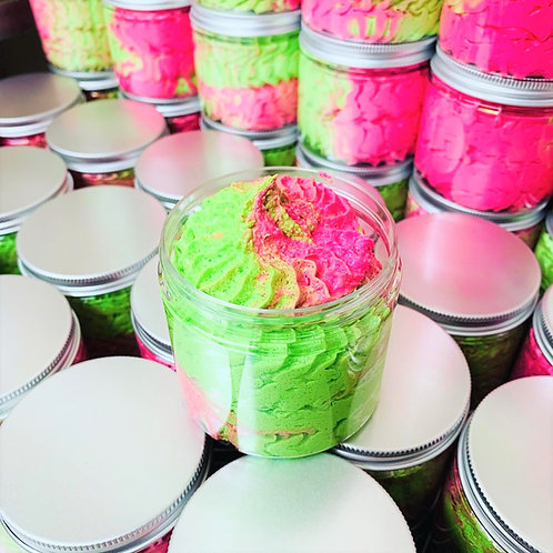 (SOAP) WHOLESALE Watermelon Whipped SOAP