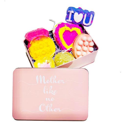 Mother Luxury Heart Gift Set