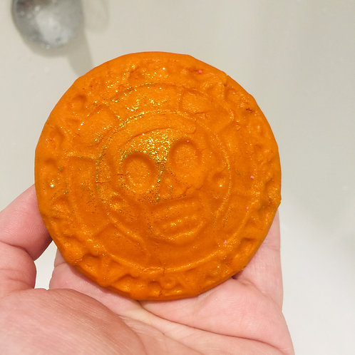 Pirate Coin Bubble Bar