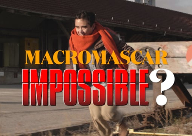 Macromascar