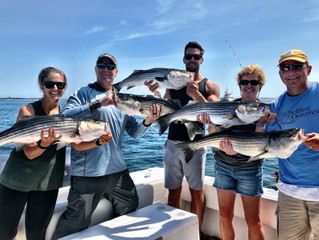 Great AM charter this morning