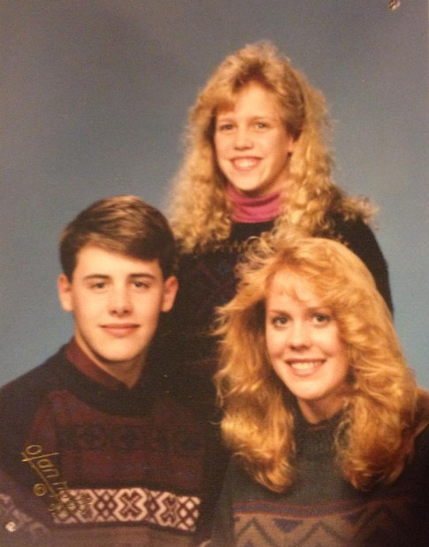 Olan Mills 1992!