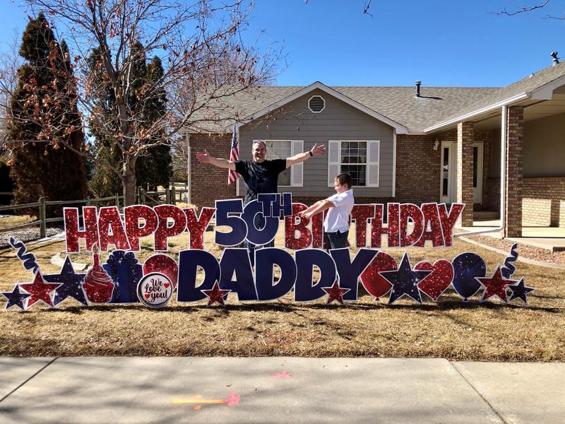 """HBD """"Daddy"""""""