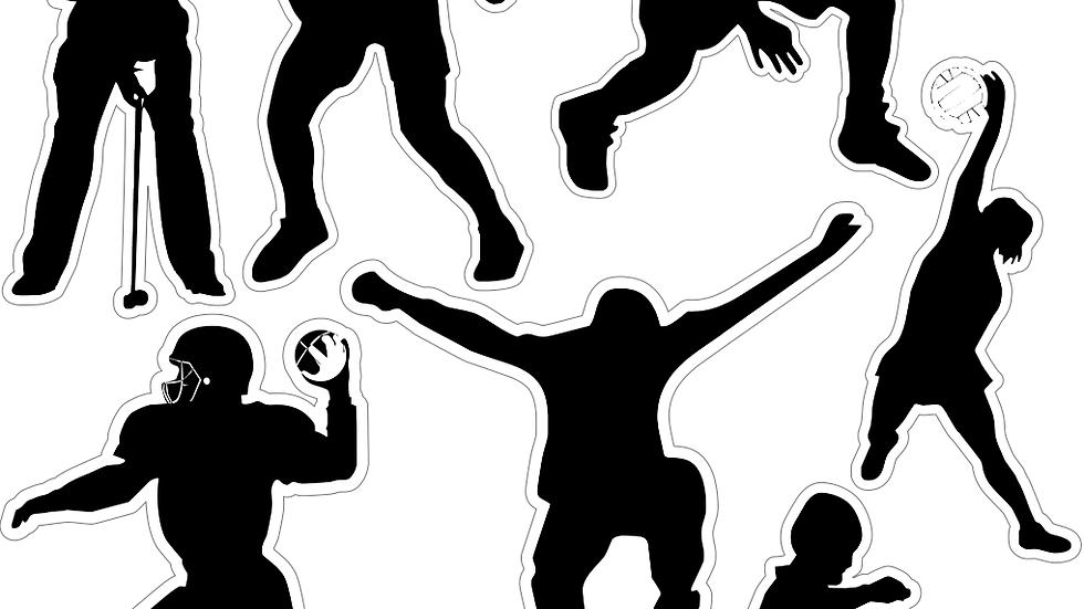 Sports & Athletics | Interest & Hobby Individual Flairs