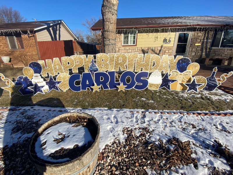 HBD Carlos