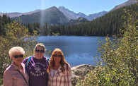 Bear Lake in Rocky Mountain Nat. Park