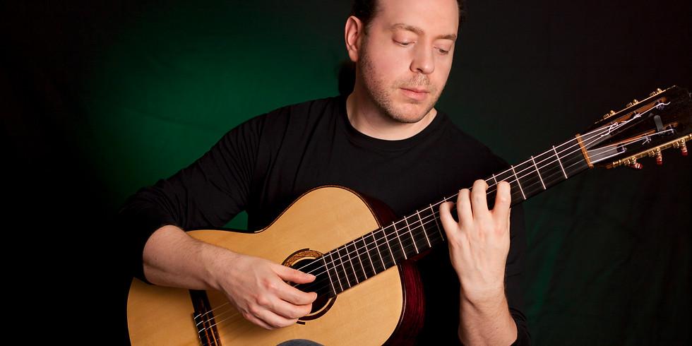 Evan Hirschelman - Online Concert and Workshop
